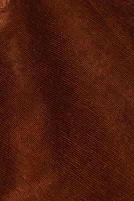 Corduroy mini skirt, BROWN, detail