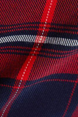 Pleated mini skirt, NAVY 3, detail