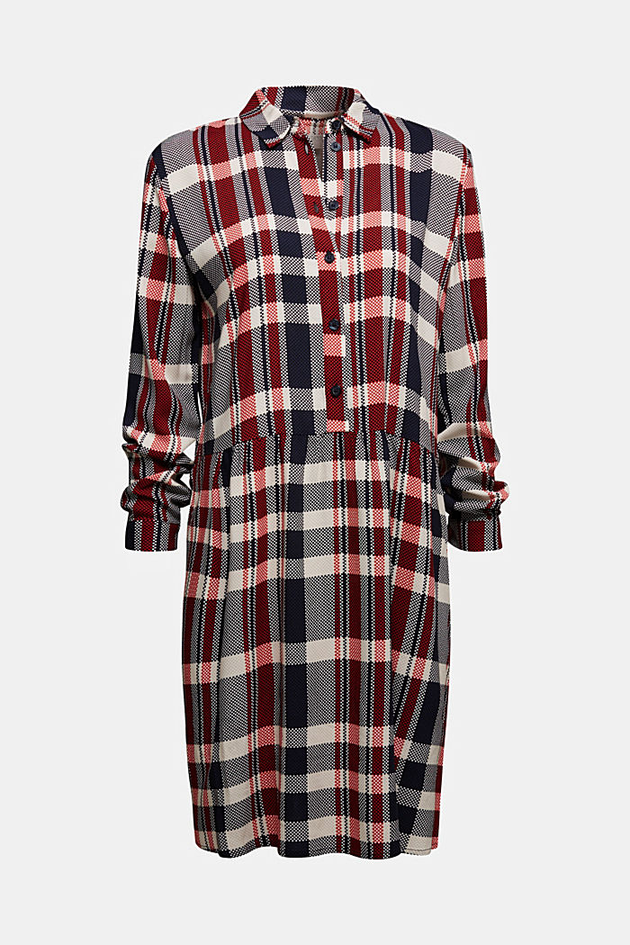 Blusenkleid aus  LENZING™ ECOVERO™