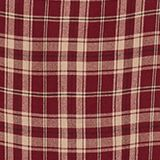 Blouse made of LENZING™ ECOVERO™, BORDEAUX RED, swatch