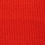 Ribbed jumper containing cashmere, RUST ORANGE, swatch