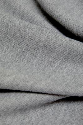 Soft, brushed sweatshirt, GUNMETAL 5, detail
