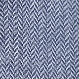 Brushed herringbone pattern shirt, 100% organic cotton, NAVY 5, swatch
