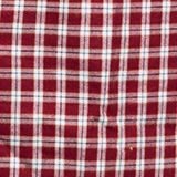 Checked shirt made of 100% organic cotton, GARNET RED 3, swatch