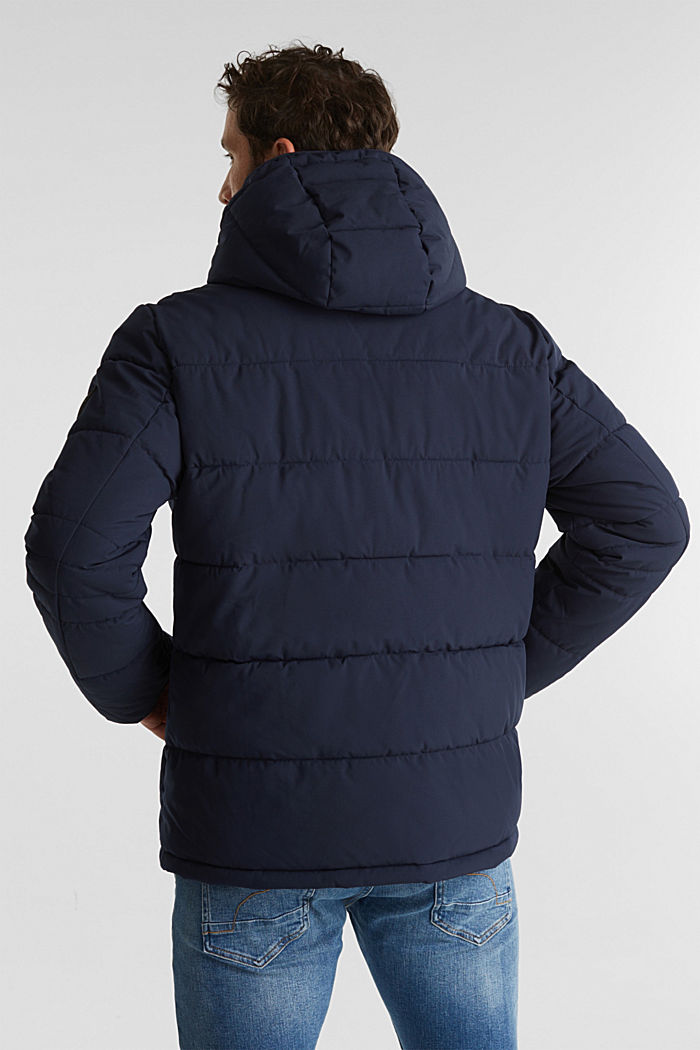 Quilted jacket with 3M™ Thinsulate™ padding, DARK BLUE, detail image number 3