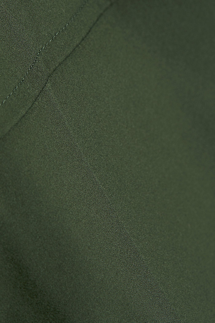 Recycled: jacket with 3M™ Thinsulate™, BOTTLE GREEN, detail image number 5