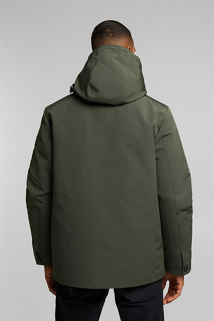 2-in1 Parka mit  3M™Thinsulate™-Füllung, BOTTLE GREEN, detail image number 3