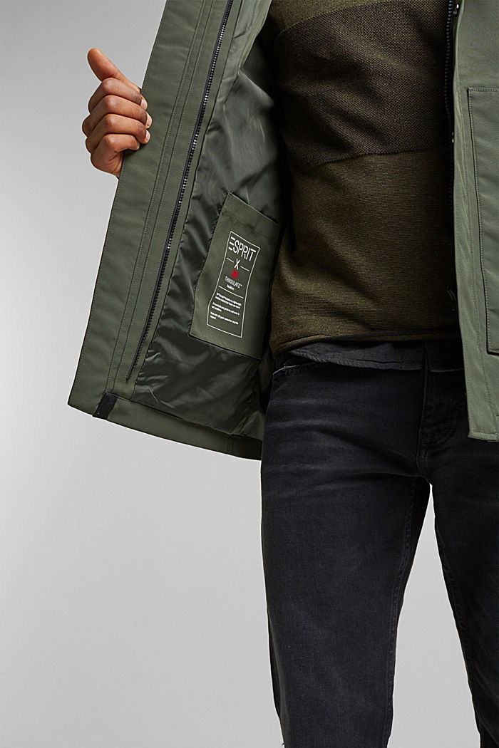 2-in1 Parka mit  3M™Thinsulate™-Füllung, BOTTLE GREEN, detail image number 6