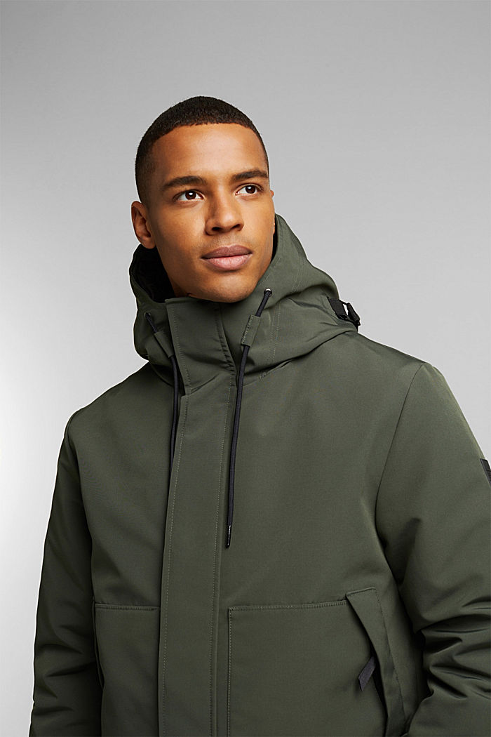 2-in1 Parka mit  3M™Thinsulate™-Füllung, BOTTLE GREEN, detail image number 5