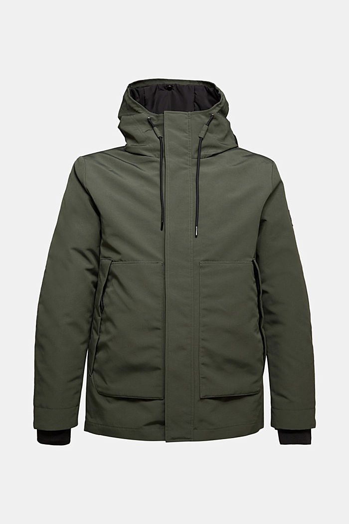 2-in1 Parka mit  3M™Thinsulate™-Füllung, BOTTLE GREEN, detail image number 7