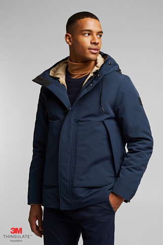 Parka with 3M™ Thinsulate™ filling