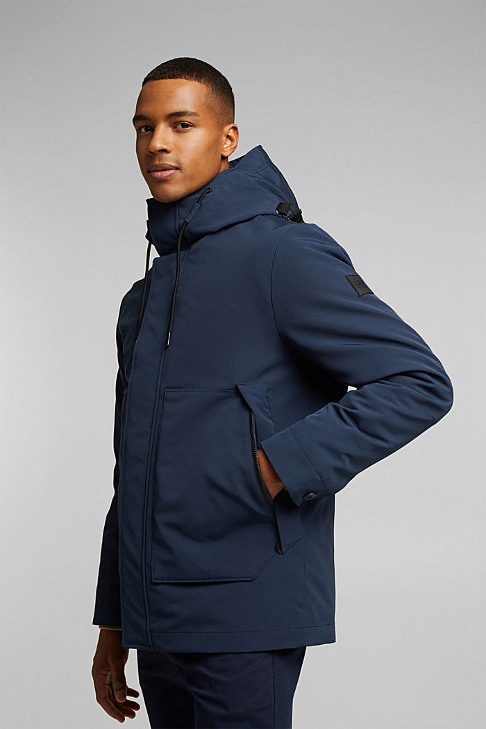 2-in-1 parka with 3M™Thinsulate™ filling, DARK BLUE, detail image number 5