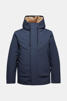 2-in-1 parka with 3M™Thinsulate™ filling, DARK BLUE, detail