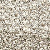 Textured jumper made of 100% organic cotton, CREAM BEIGE 3, swatch