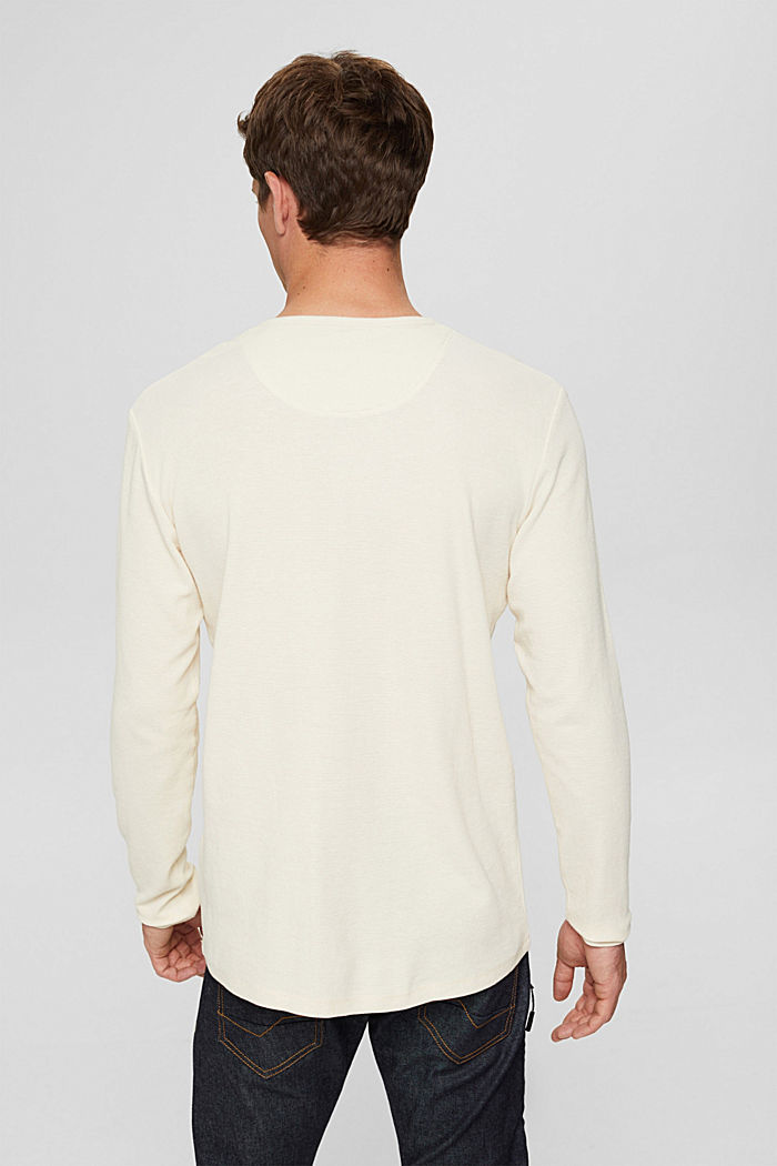 T-Shirts Slim Fit, OFF WHITE, detail image number 3