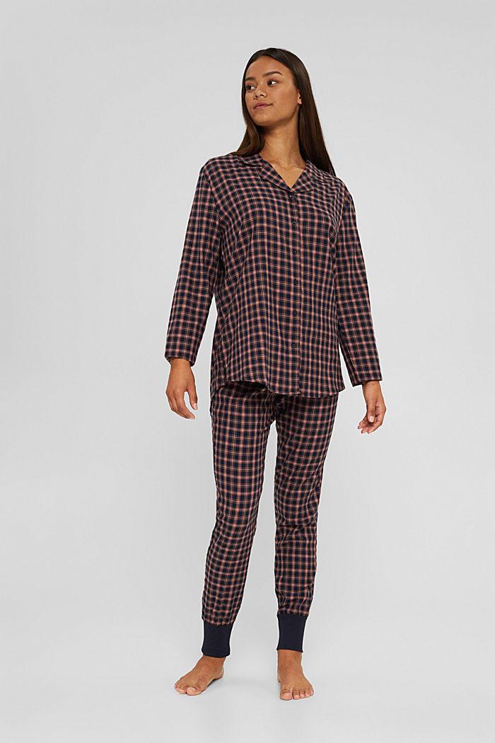 Pyjama aus 100% Organic Cotton