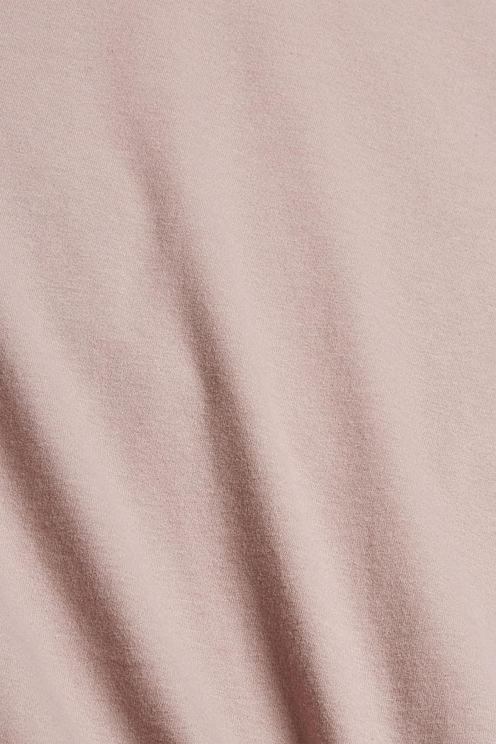 Pyjama aus 100% Organic Cotton, NAVY, detail image number 3