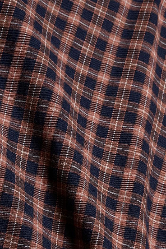 Nachthemd aus 100% Organic Cotton, NAVY, detail image number 4