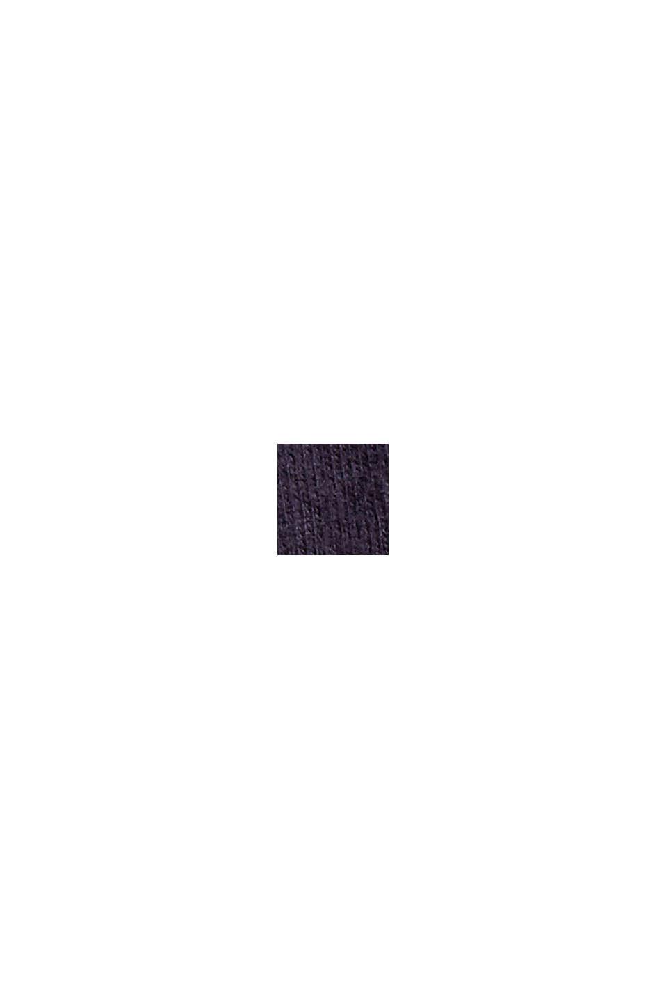 Jersey-Pyjama aus 100% Bio-Baumwolle, NAVY, swatch