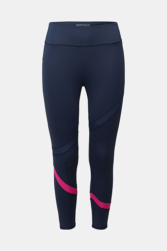 Active-Leggings mit E-Dry, NAVY, detail image number 6