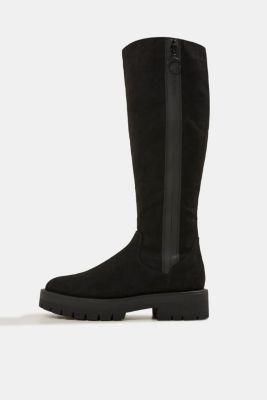 Formal Shoes textile, BLACK, detail