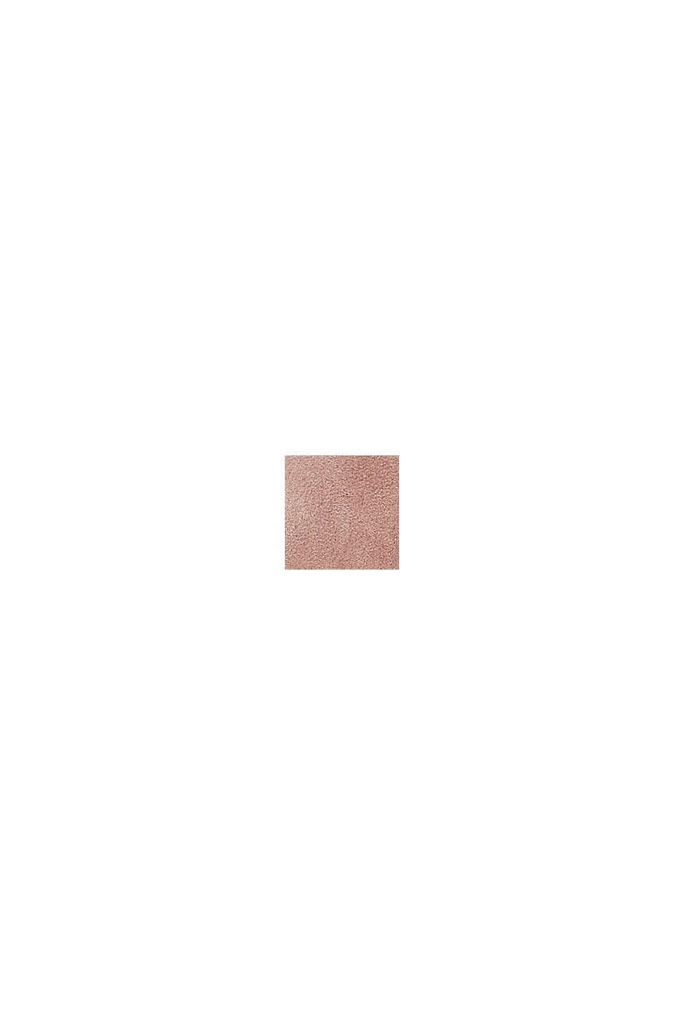 Nauhanilkkurit nahalta näyttävää tekstiiliä, NUDE, swatch