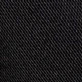 Satin blouse made of LENZING™ ECOVERO™, BLACK, swatch