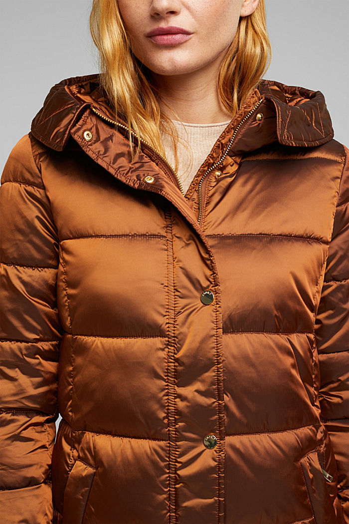 Recycled: jacket featuring 3M™ Thinsulate™