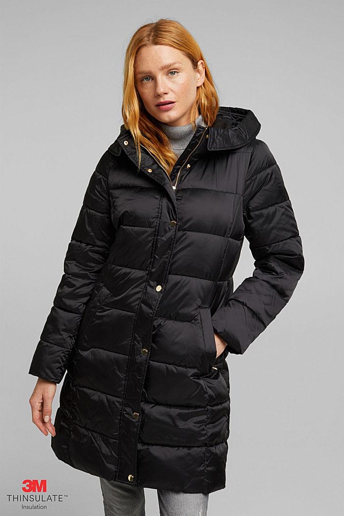 Recycelt: Mantel mit 3M™Thinsulate™