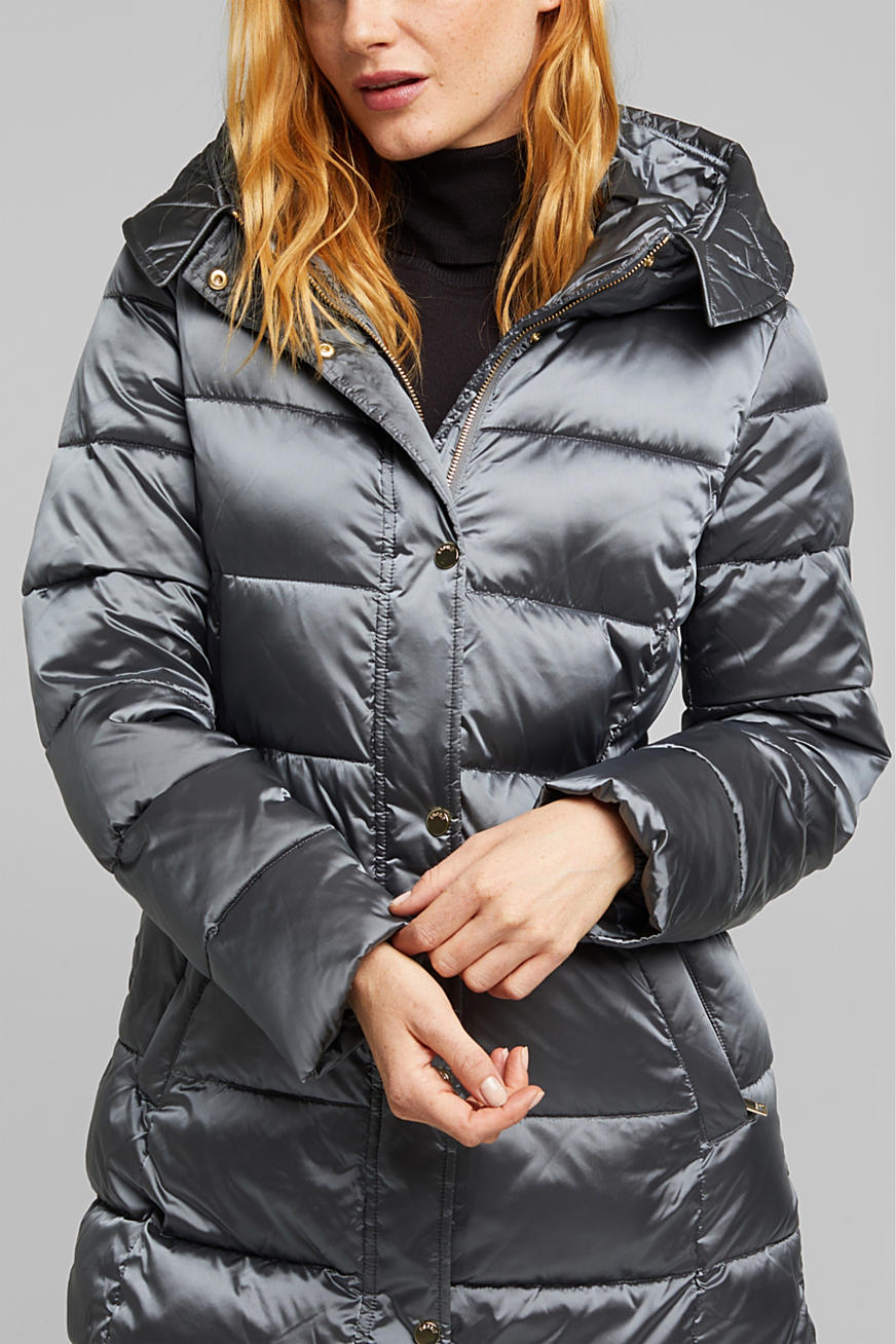 Recycled: coat featuring 3M™ Thinsulate™