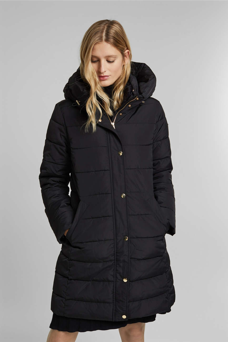 Esprit - Manteau au rembourrage 3M ™Thinsulate™
