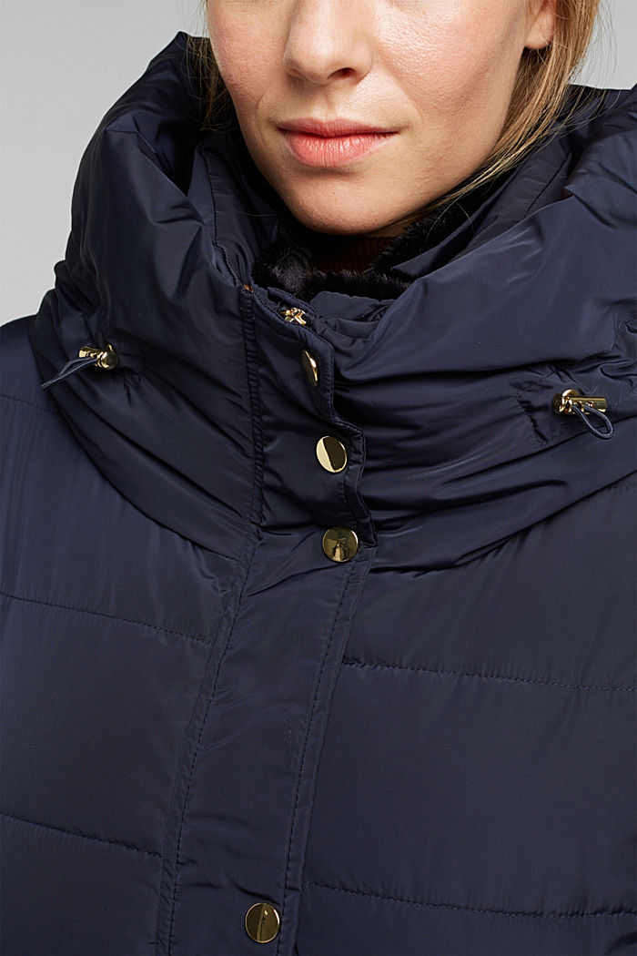 Coat with 3M™ Thinsulate™ filling, NAVY, detail image number 2