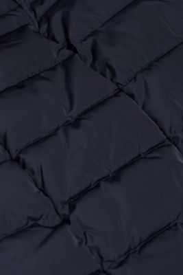 Coat with 3M™ Thinsulate™ filling, NAVY, detail