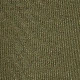 LENZING™ ECOVERO™ jumper with a V-neck, KHAKI GREEN, swatch
