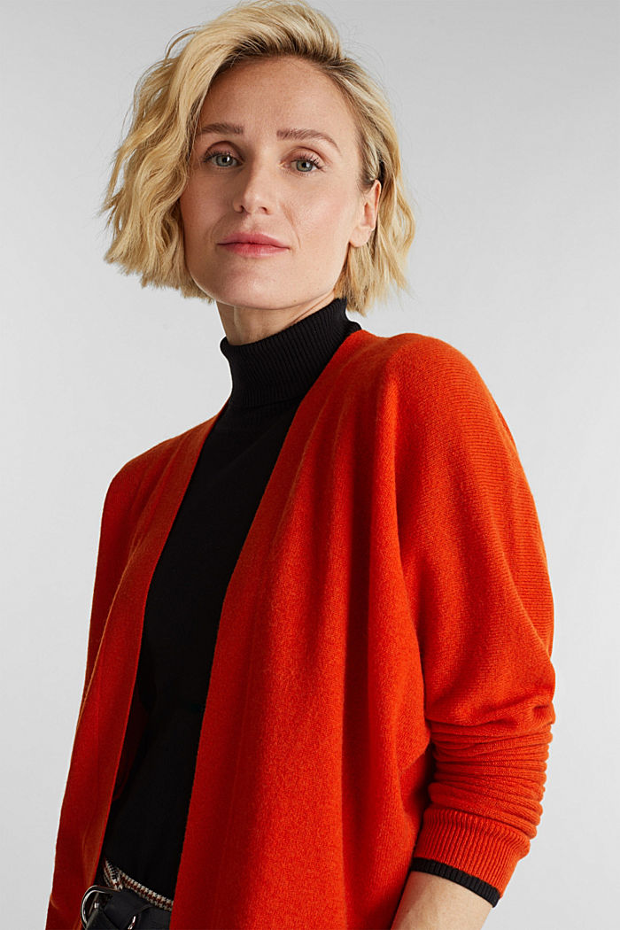 Cardigan made of 100% cashmere