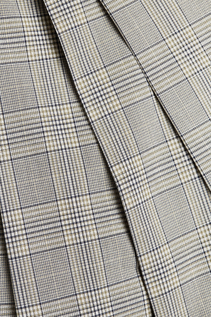 GLENCHECK Mix + Match: trousers, GREY, detail image number 5