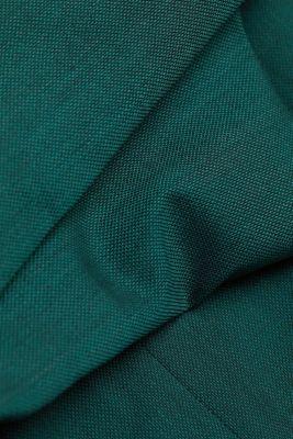 WOOL STRUCTURE Mix + Match sports jacket, BOTTLE GREEN, detail