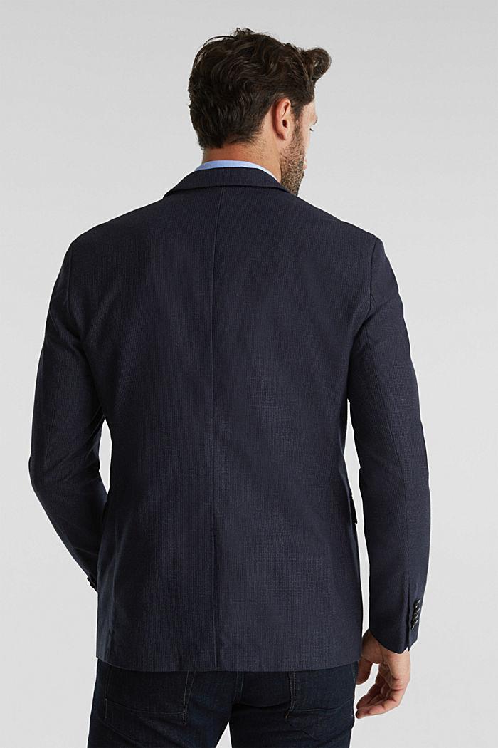 Organic cotton jacket, DARK BLUE, detail image number 3