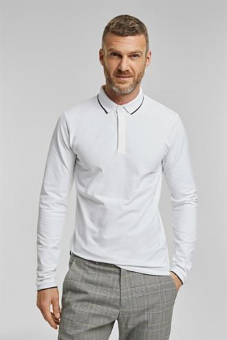Piqué polo shirt with COOLMAX®