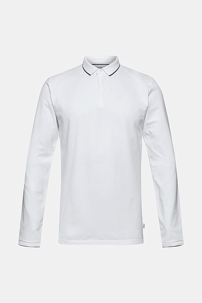 Piqué polo shirt with COOLMAX®