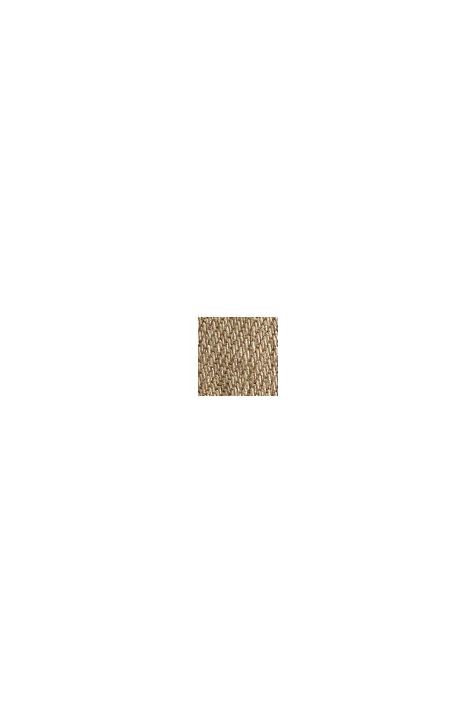 Stretch-Hose mit Organic Cotton, BEIGE, swatch
