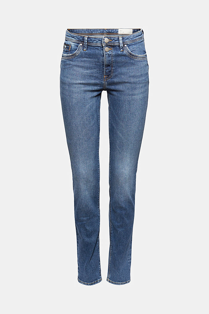 Pants denim Slim Fit Medium Rise