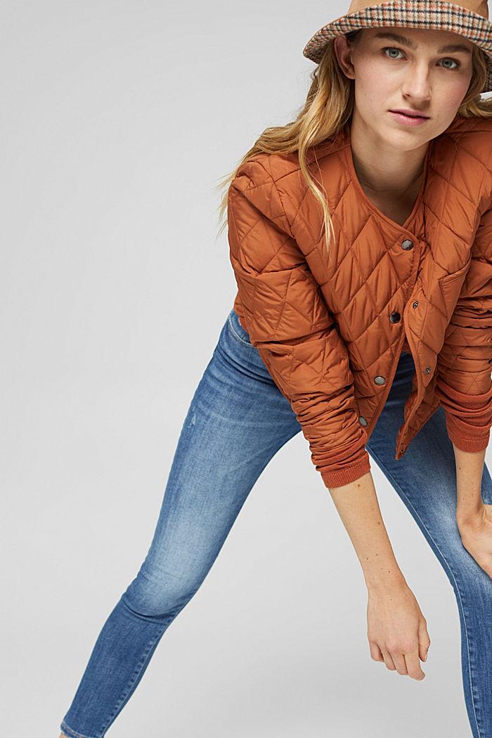 Jeans aus Bio-Baumwolle mit Superstretch, BLUE MEDIUM WASHED, detail image number 5