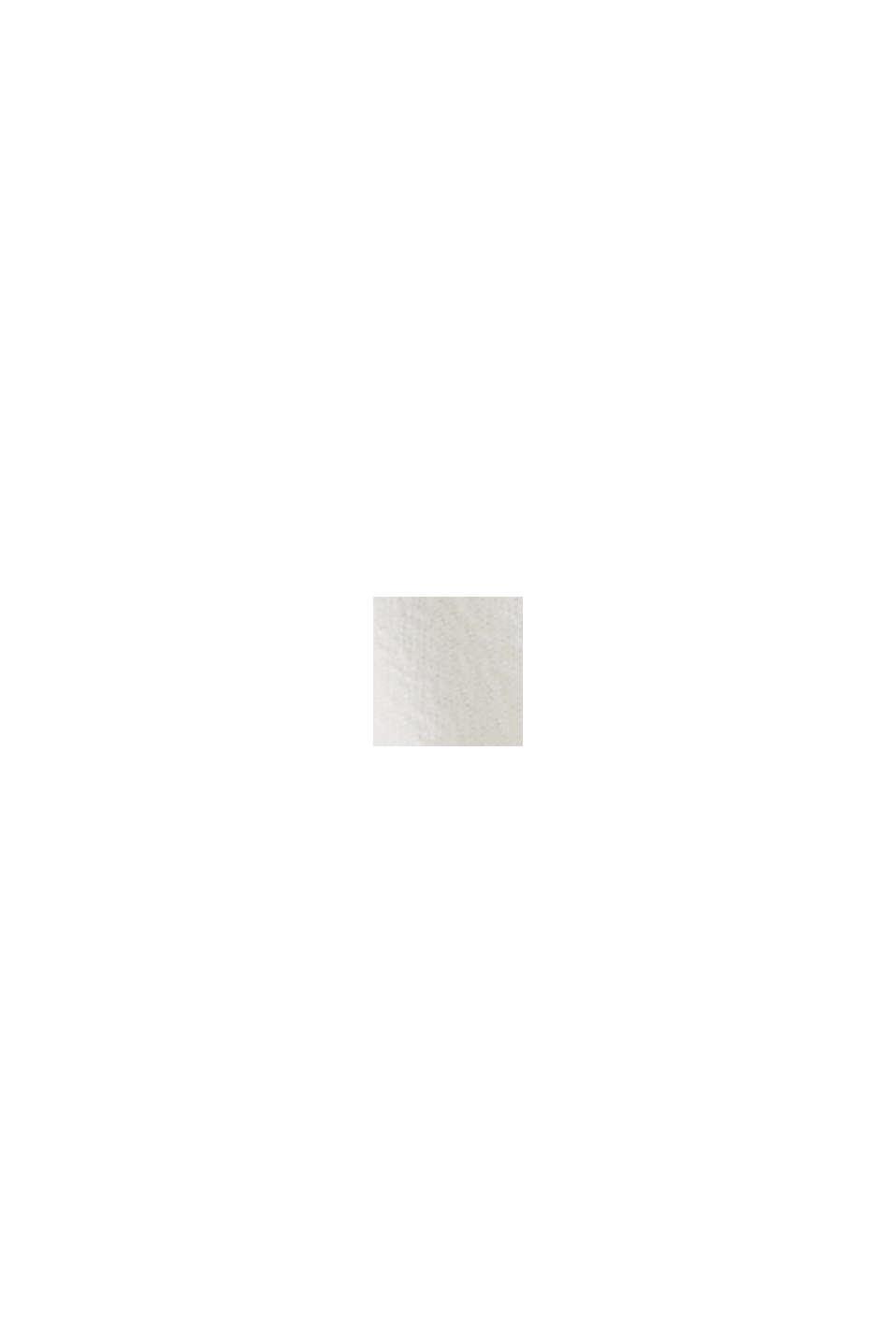 Blouse met broderie van LENZING™ ECOVERO™, OFF WHITE, swatch