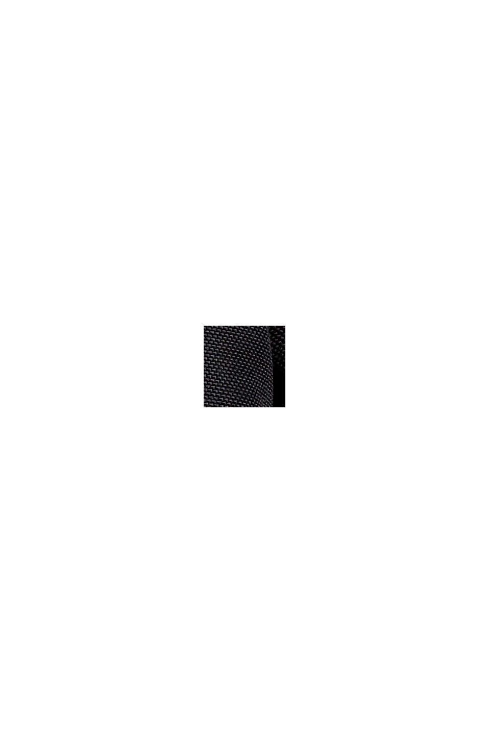 Återvunnet material: Quiltad jacka med 3M™ Thinsulate™-fyllning, BLACK, swatch