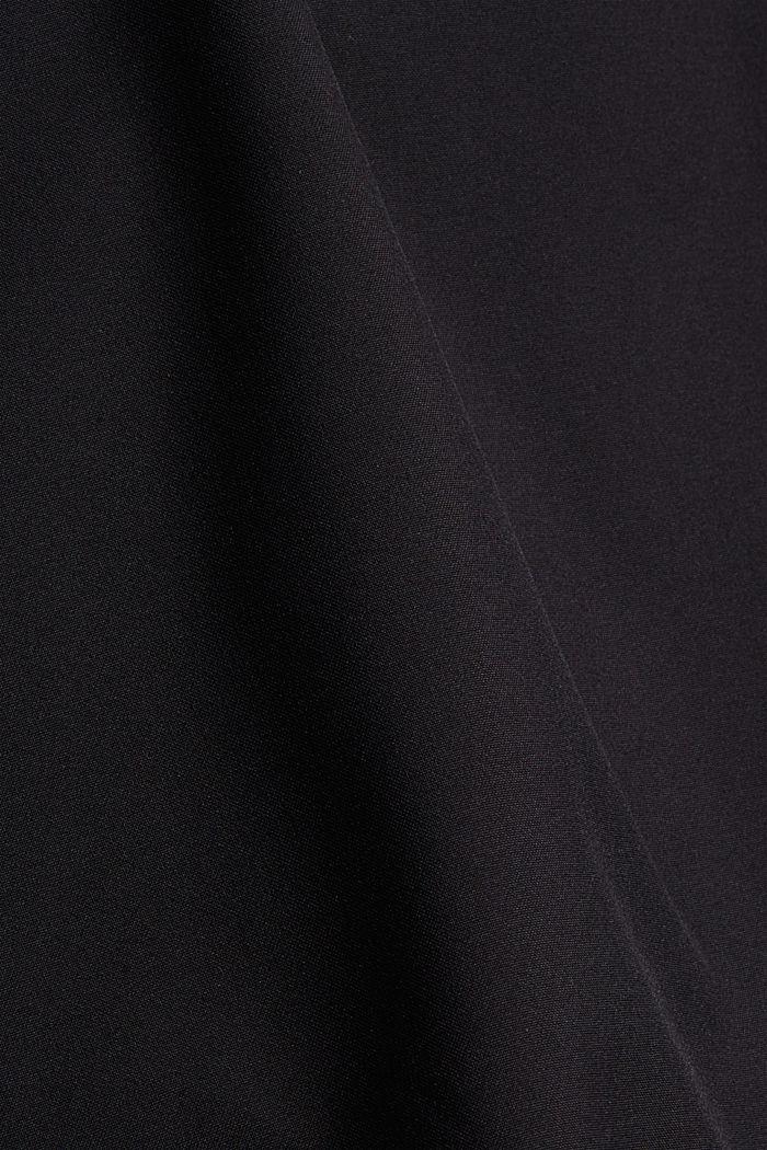 2in1 Regenmantel mit heraustrennbarer Jacke, BLACK, detail image number 4