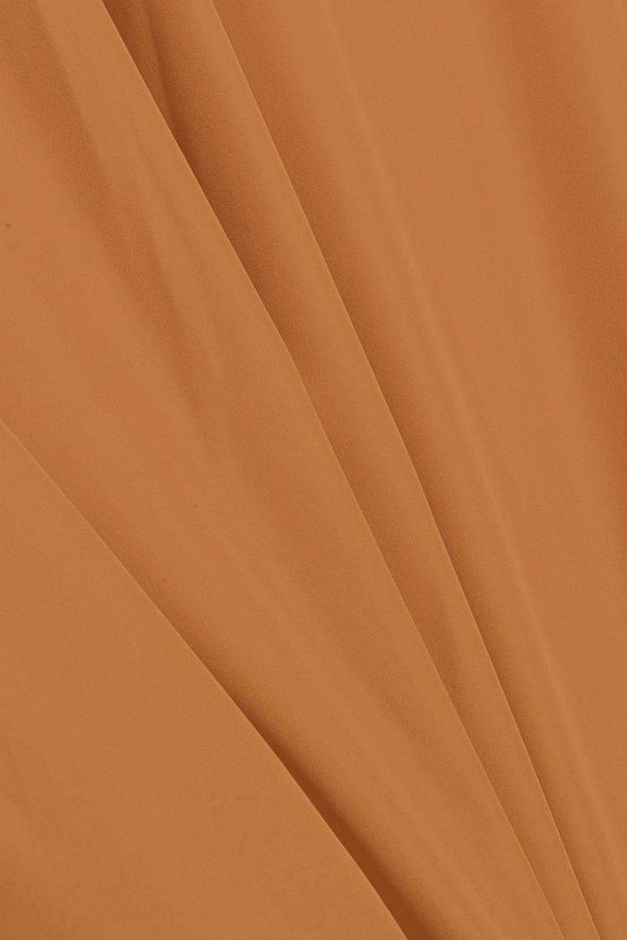 Recyelt: lange Weste mit Wattierung, BARK, detail image number 4