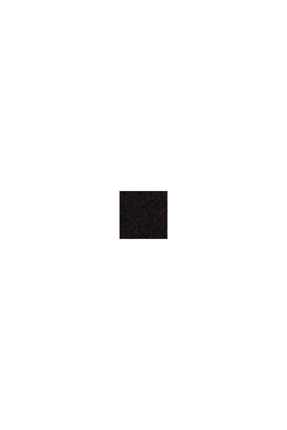 Longlseeve mit Tasselbändern, LENZING™ ECOVERO™, BLACK, swatch