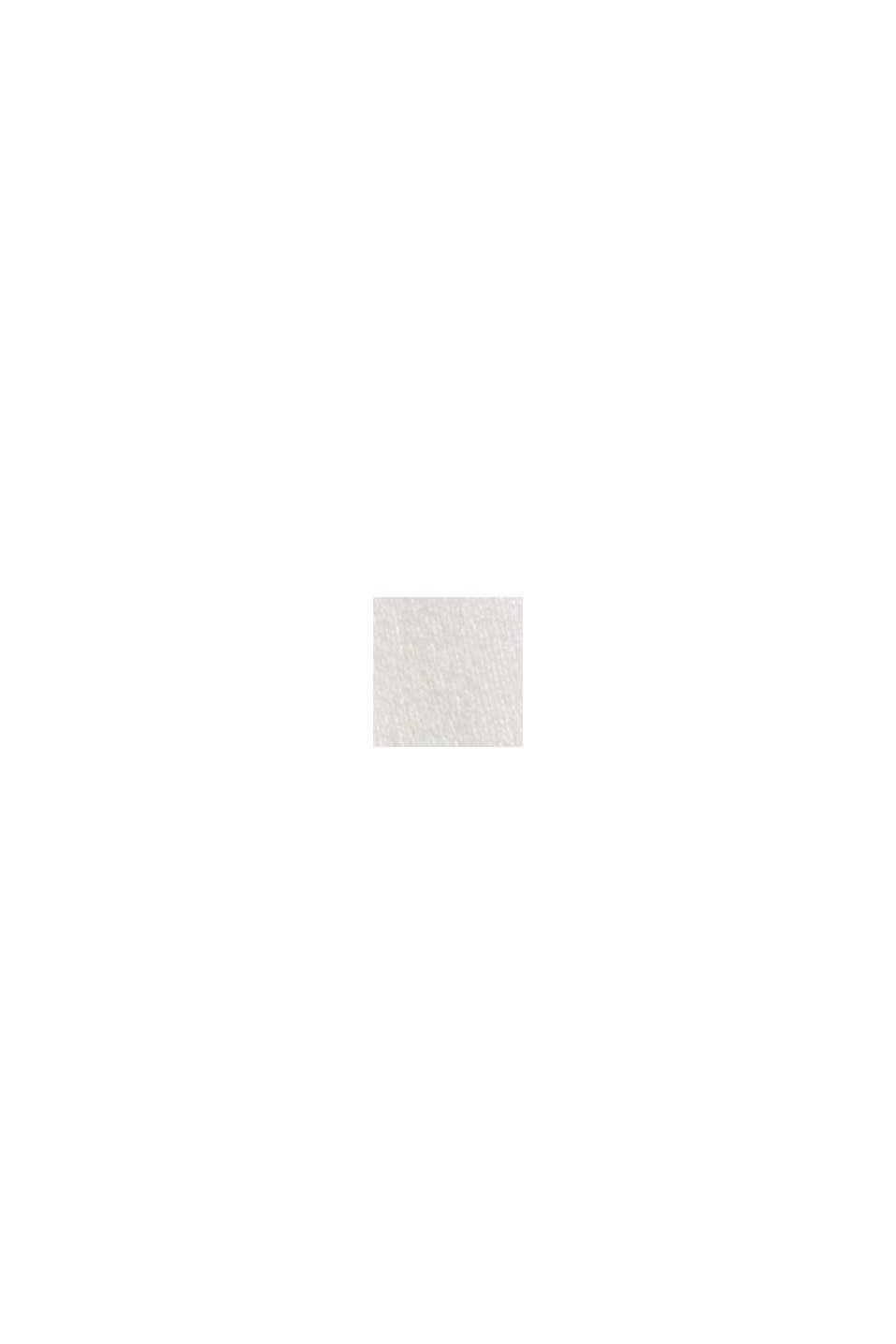 Longlseeve mit Tasselbändern, LENZING™ ECOVERO™, OFF WHITE, swatch
