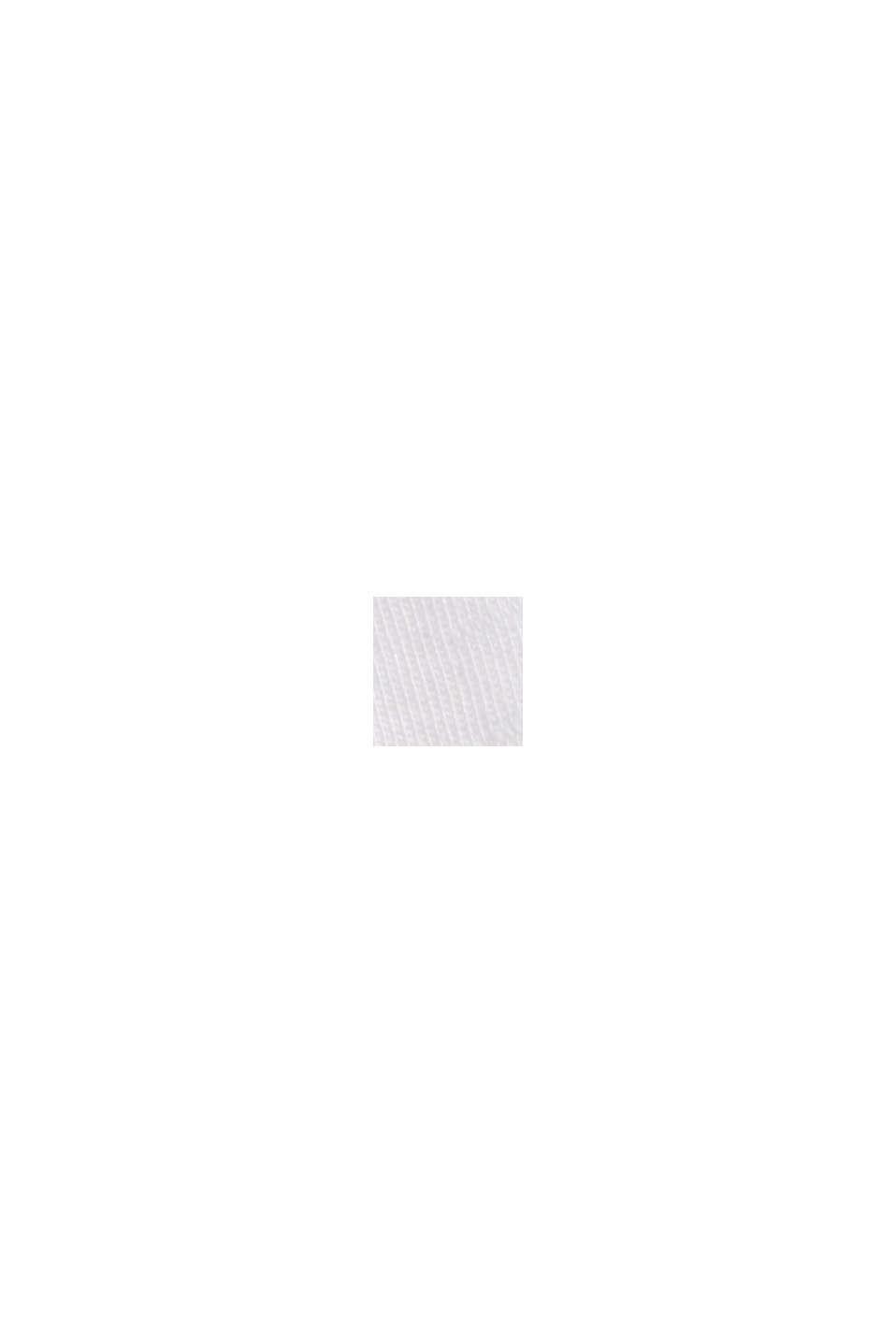 Ballon-Longsleeve aus 100% Bio-Baumwolle, WHITE, swatch